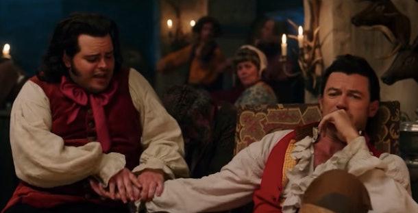 Gaston and LeFou