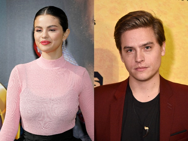 Selena Gomez's first kiss was with Dylan Sprouse and it's the most awkward thing ever.