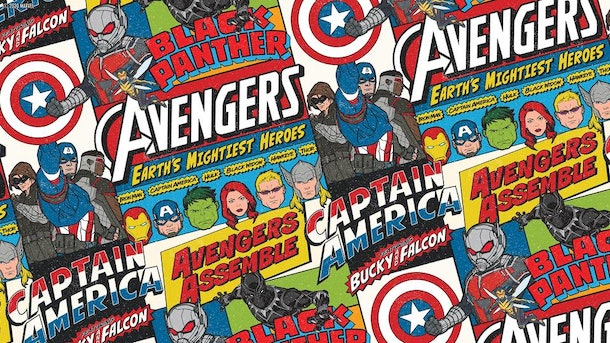 12 Marvel backgrounds for Zoom that will make you feel like a superhero.