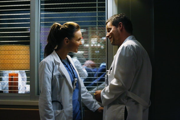 Grey's Anatomy Jo & Alex