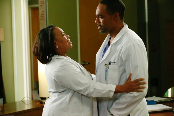 Grey's Anatomy Miranda Bailey & Ben