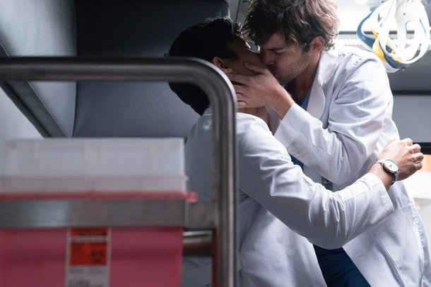 Grey's Anatomy Nico & Levi