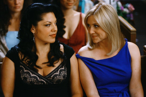 Grey's Anatomy Callie & Arizona