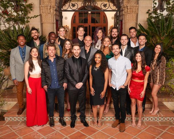 'Bachelor: Listen To Your Heart' cast