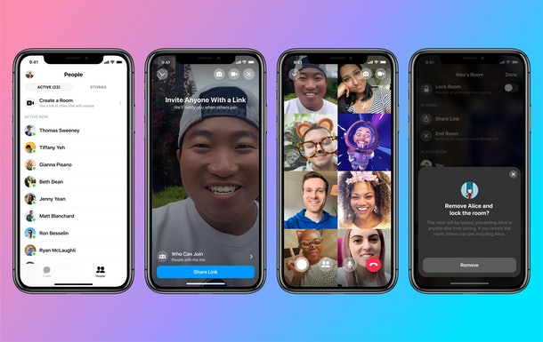 Here's How To Use Facebook's Messenger Rooms for a virtual hangout.