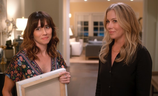 Jen and Judy almost ended 'Dead to Me' Season 2 on a high note until the car crash.