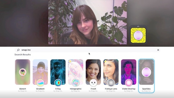 Here's why you can't get Snapchat on Zoom if you're having trouble.