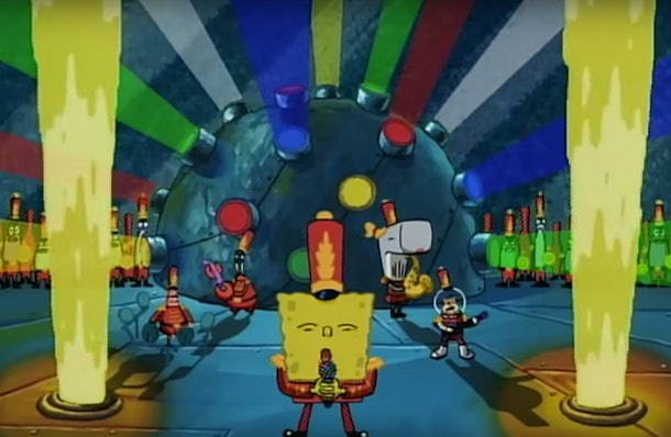 The 12 best 'Spongebob Squarepants' Zoom backgrounds to make your video calls in Bikini Bottom.