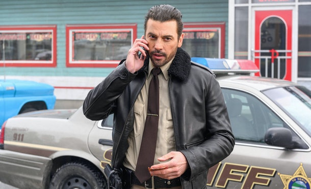 Skeet Ulrich will play F.P. Jones for a few episodes in 'Riverdale' Season 5.