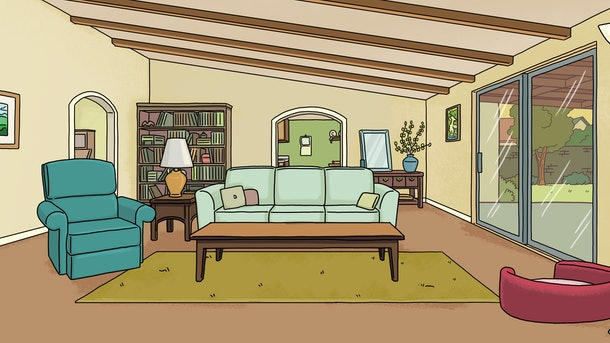 9 Adult Swim backgrounds featuring your favorite television shows