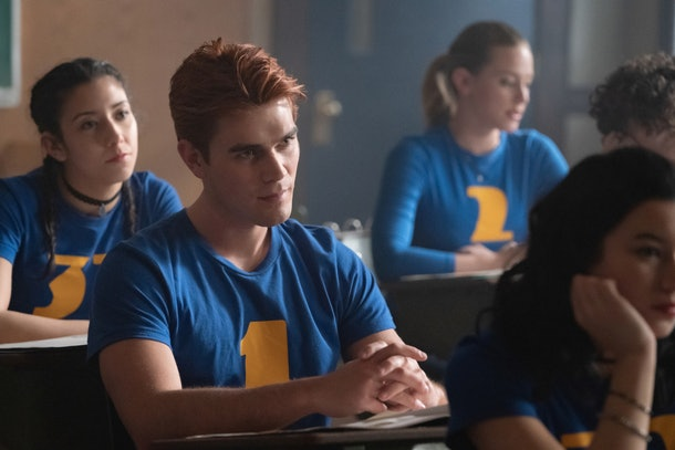 Archie in 'Riverdale' Season 4