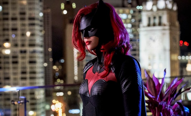 Ruby Rose quit 'Batwoman' after one season.