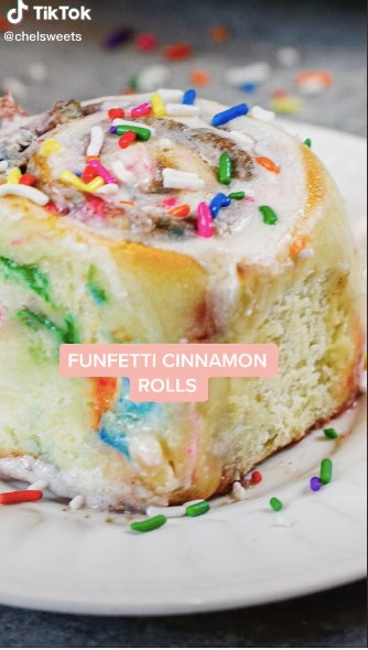 These TikTok Funfetti recipes sound so good.