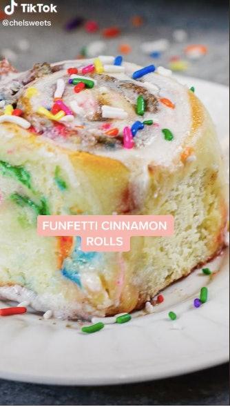 These TikTok Funfetti recipes sound so good.
