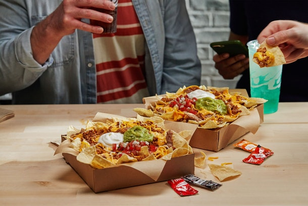 Taco Bell's new Nachos Craving Pack only costs $10.