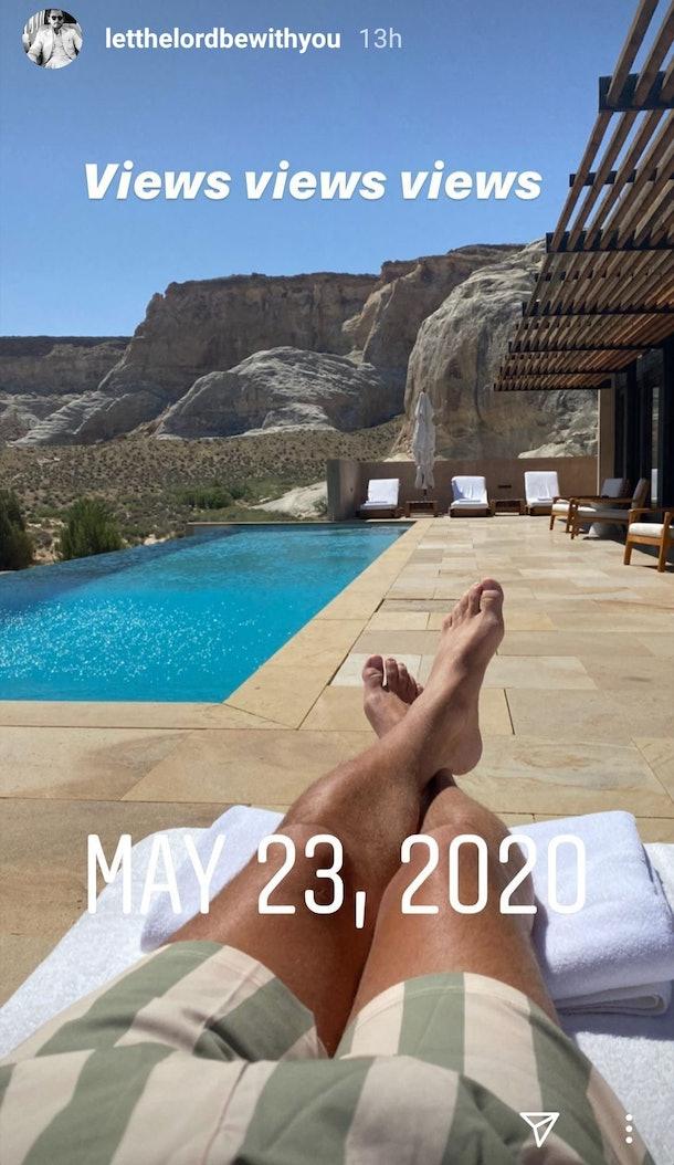 Kris Jenner's Instagram for Scott Disick's 37th birthday is so meaningful.