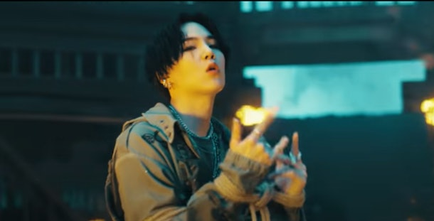 """MAX's acoustic version of BTS' Suga's """"Burn It"""" is different, but it maintains the original song's eerie vibe."""