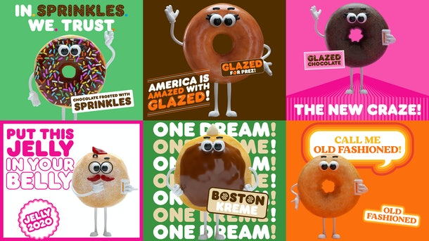 Dunkin's National Doughnut Day 2020 deal includes a special sweepstakes.