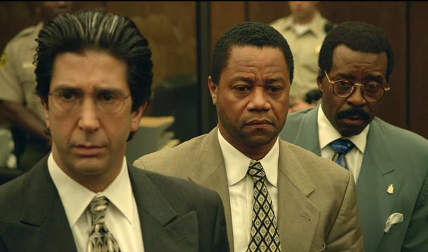 'American Crime Story' is available on Netflix