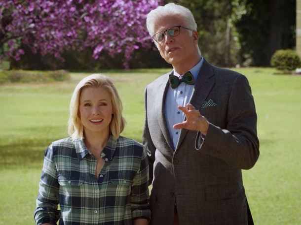 'The Good Place' is on Netflix