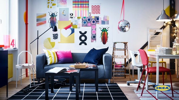 These IKEA backgrounds from Zoom will totally transform your space.