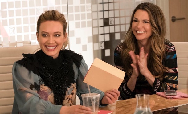Hilary Duff will star in a 'Younger' spinoff currently in early development.