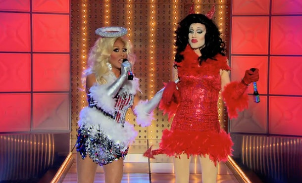 Sharon Needles and Phi Phi O'Hara made Season 4 of 'RuPaul's Drag Race' the show's best.