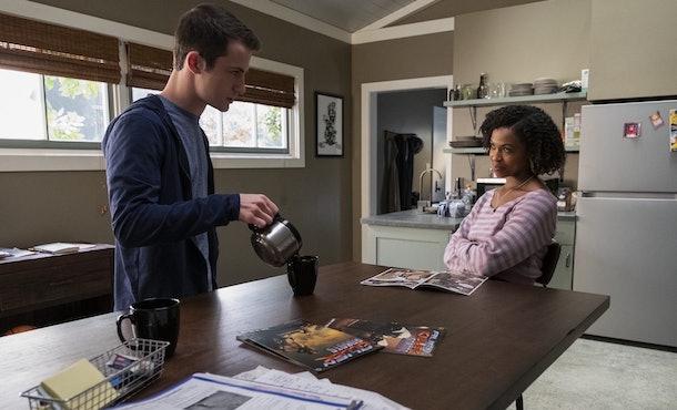 C;ay and Ani began dating at the end of '13 Reasons Why' Season 3.