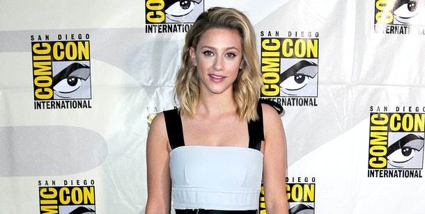 Lili Reinhart from 'Riverdale'