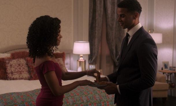 Mia and Andrew Hulu's 'Love, Simon'