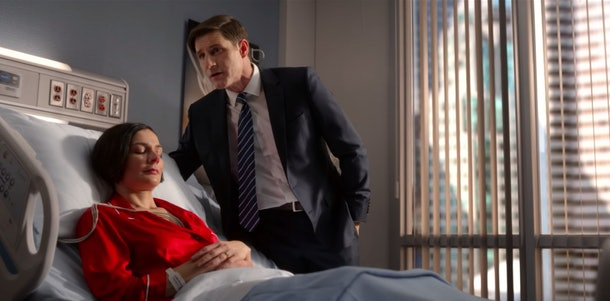 Tino and Mary in 'The Politician' Season 2