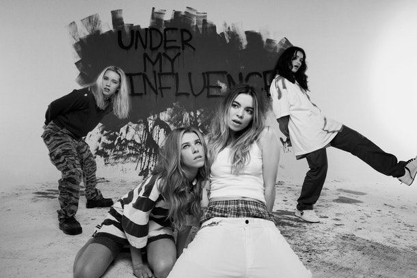 The Aces released 'Under My Influence' on July 17.