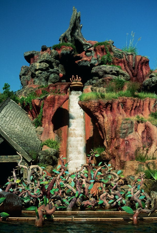 Splash Mountain is getting an updated theme on both coasts.