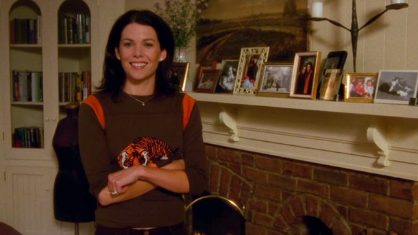 'Gilmore Girls' is on Netflix