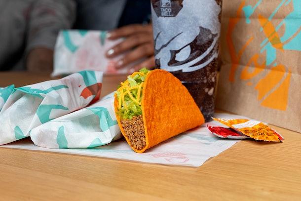 Taco Bell's new loyalty program features plenty of perks.