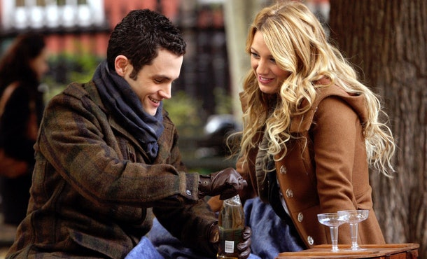 Penn Badgley admitted the 'Gossip Girl' reveal about Dan came out of nowhere.
