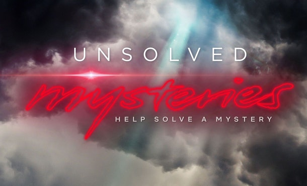 New episodes of 'Unsolved Mysteries' will come to Netflix before the end of 2020.