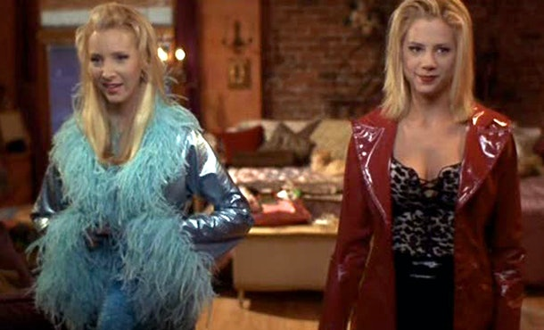 'Romy & Michele's High School Reunion' has the same campy costuming as 'Clueless.'