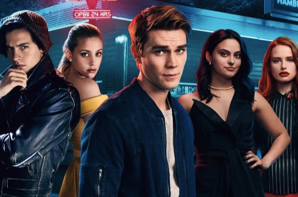 'Riverdale' cast