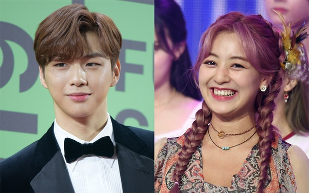 These K-Pop Couples Totally Stole Fans' Hearts, Including Kang Daniel and TWICE's Jihyo.