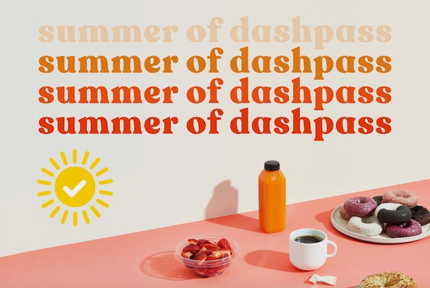 DoorDash's Summer of DashPass Deals include so many freebies.
