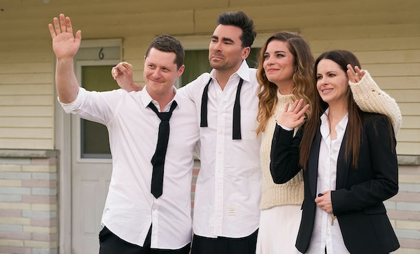 'Schitt's Creek' broke a record with tis 2020 Emmy nominations.