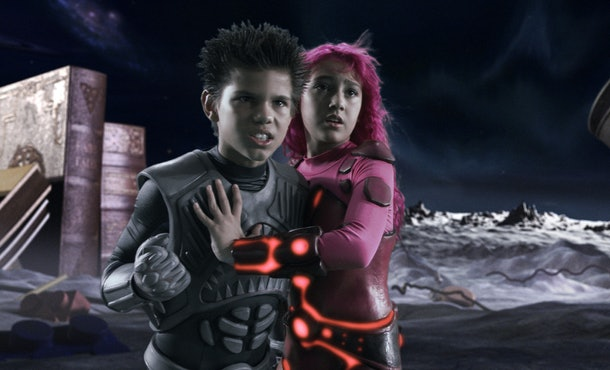 Sharkboy and Lavagirl will star in a follow-up movie 'We Can Be Heroes.'