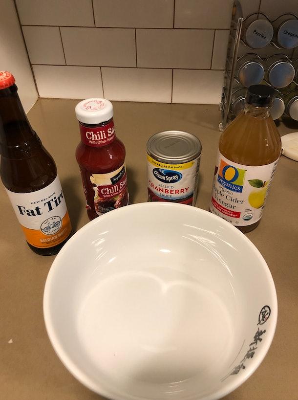 Midge's brisket recipe