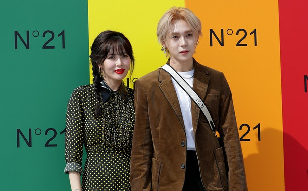 These K-Pop Couples Totally Stole Fans' Hearts, Including Hyuna and Dawn.