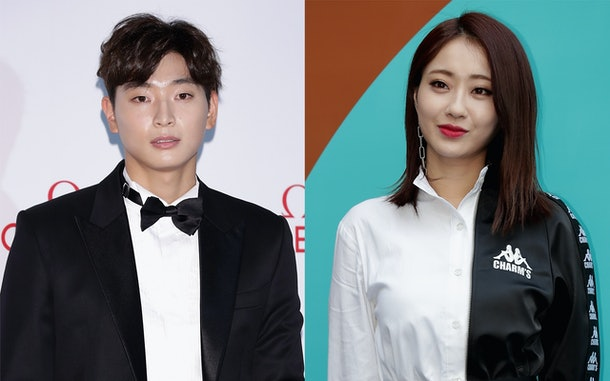 These K-Pop Couples Totally Stole Fans' Hearts, Including Nine Muses' Gyeongree and 2AM's Jung JinWoon.