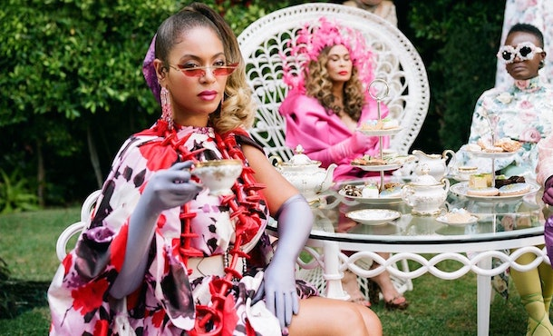 Tina Knowles-Lawson appears in Beyoncé's 'Black Is King' album.
