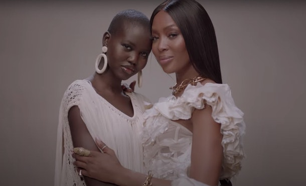 Naomi Campbell appears in Beyoncé's 'Black Is King' album.