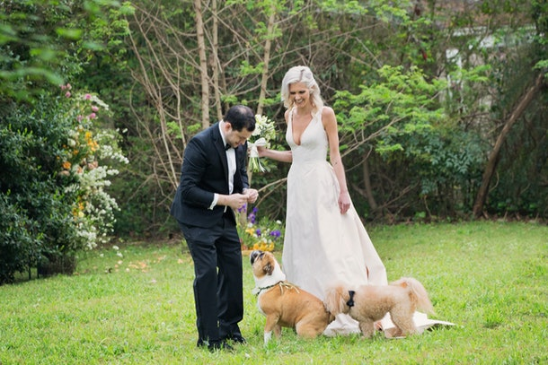 These quarantine wedding stories will warm your heart.