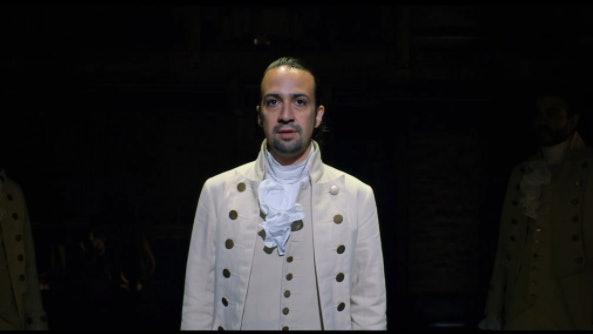 Lin-Manuel Miranda in 'Hamilton'